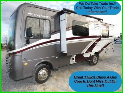 2016 Fleetwood Storm 26D Used Class A Motor Home Gas Coach RV Slide Bounder