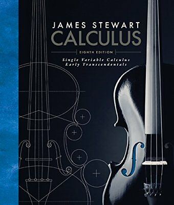 Single Variable Calculus: Early Transcendentals (James Stewart) | Brooks Cole