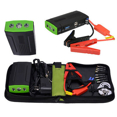 Safty Use Car Jump Starter Portable Power Bank Battery Charger Booster