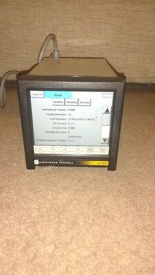 Eurotherm Controls 6100 Datalogger Monitor Paperless Graphic Recorder -Worldwide