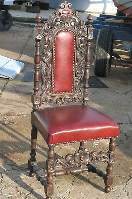 Antique Chair about 100 years old