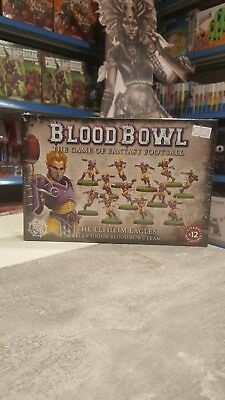 Blood Bowl – The Elfheim Eageles: Elven Union Blood Bowl Team (200-36)