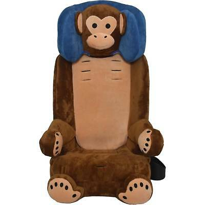 Monkey Booster Car Seat Sentry Guardimals 3-in-1 Combination Harness Booster