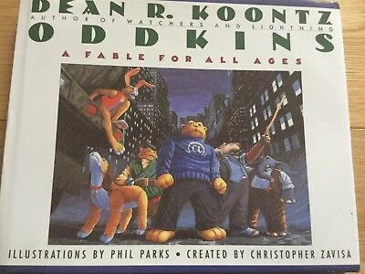 Oddkins A Fable For All Ages By Dean R. Koontz 1988
