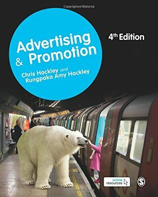 """Advertising and Promotion ([""""Chris Hackley"""",""""Rungpaka Amy Hackley""""]) 
