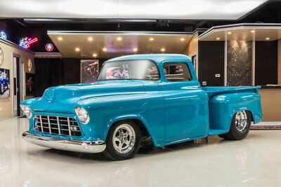 1955 Chevrolet Other Pickups Pickup Frame Off Restored! All Steel, GM 427ci V8, TH350 Automatic, 4 Wheel Disc & More
