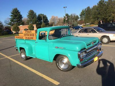 1960 Ford F-100 PICKUP 1960 Vintage ford $18,000 IF YOU CANNOT AFFORD IT STOP HERE GO TO THE NEXT TRUCK