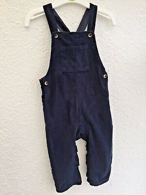 Marks and Spencer cord dungarees 12-18 mths
