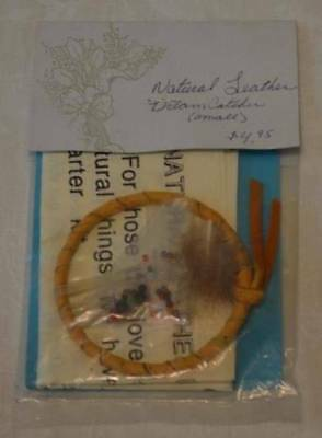 Awesome! Make Your Own Dream Catcher Complete Kit Purchased In New Mexico