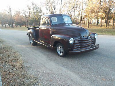 1952 Chevrolet Other Pickups  1952 chevy truck NO RESERVE!