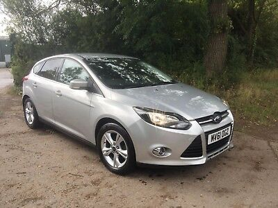 Ford Focus Zetec 2011 project, spares or repair, running driving No reserve