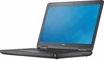 "Dell Latitude E5540 Laptop i5 4210U 1,7GHz 1366x768 15,6"" 8GB RAM 500GB HDD Win7"