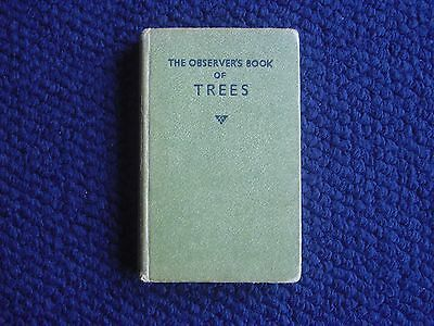 "The Observer""s Book Of Trees"