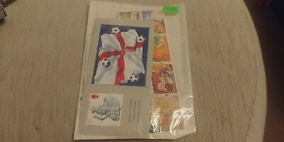 Mint GB Stamps for Postage, Face Value £25.30, Great for Xmas Cards!, UMM, TC054