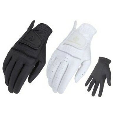 Heritage Premier Show Gloves Black or White
