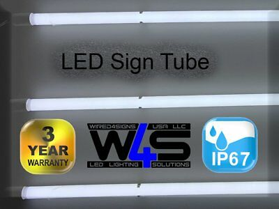 UL LED Sign 4ft Tube