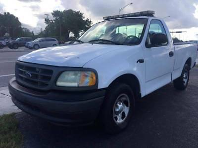 2002 Ford F-150 XL 2002 Ford F-150 F150 XL Longbed City Owned ONE OWNER Truck NICE FLORIDA L@@K!!!!