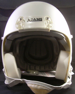 Footballhelm Adams Y4 YOUTH-ELITE II,  weiß, Gr. L, Neu,