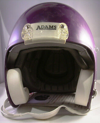 Footballhelm Adams Y4 YOUTH-ELITE II,  purple, Gr. L, Neu,