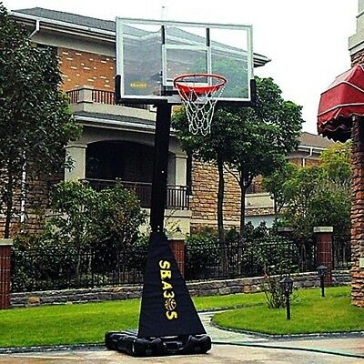 NEW Portable Slam Dunk Basketball Ring System with Stand Ring Net