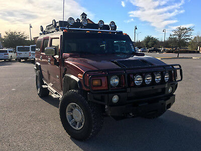 2003 Hummer H2 Luxury uper Rare Hummer H2 For Sale