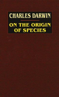 On the Origin of Species: A Facsimile of the First Edition (Professor Charles Da