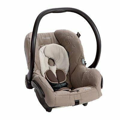 Maxi-Cosi Mico Infant Car Seat, Walnut (Color Discontinued by Manufacturer)