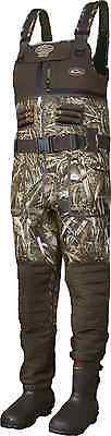 Drake Waterfowl MST EQWader 2.0 REG SIZE 10 Max-5 Camo Duck Hunting Water New!