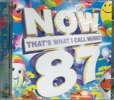 Now That's What I Call Music! 87 Special 2 CD Set Brand New Free Shipping