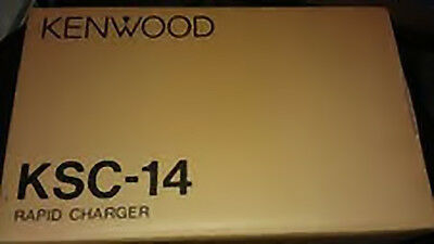 Kenwood KSC-14 Desktop Rapid Charger for KENWOOD PB-6,7,8,32,33,34,36,37,etc