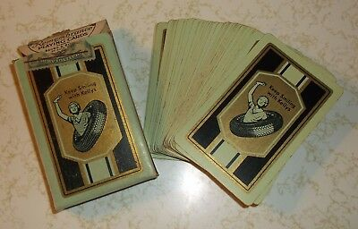 KELLY Springfield Playing Cards