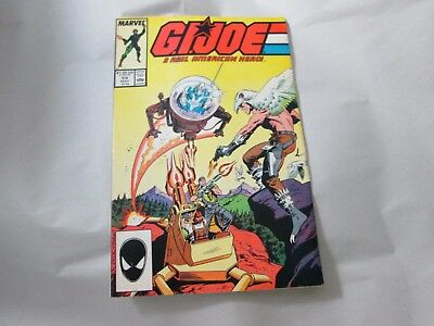 "G.I. Joe, A Real American Hero #59 (May 1987, Marvel) ""Divergent Paths""  M/NM"