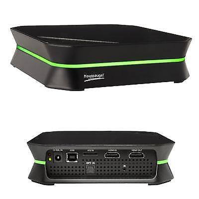 Hauppauge - HD PVR 2 Gaming Edition High Definition Game Capture Device with Dig