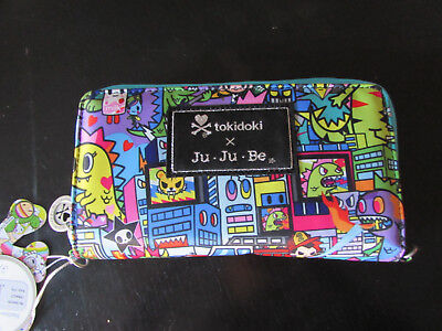 Jujube Ju Ju Be Tokidoki Kaiju City Be Spendy NWT (C)