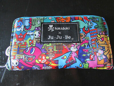 Jujube Ju Ju Be Tokidoki Kaiju City Be Spendy NWT (B)