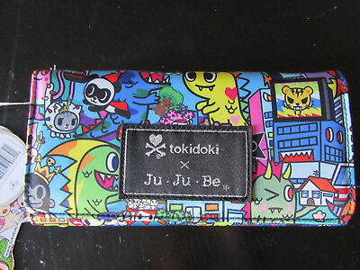 Jujube Ju Ju Be Tokidoki Kaiju City Be Rich NWT (B)