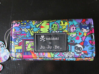 Jujube Ju Ju Be Tokidoki Kaiju City Be Rich NWT (F)