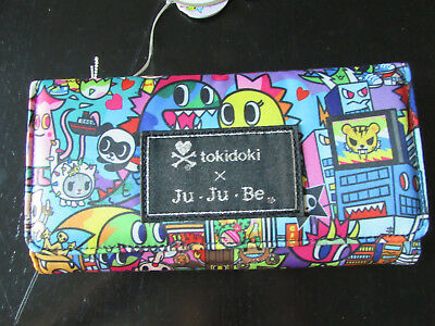 Jujube Ju Ju Be Tokidoki Kaiju City Be Rich NWT (K)