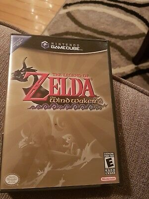 Legend of Zelda: The Wind Waker (Nintendo GameCube, 2003)amazing condition!!!