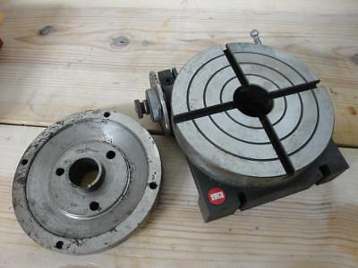 EMCO Rotary Indexing Table