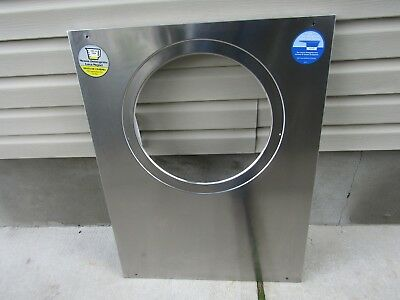 Used Wascomat W124 Washer Stainless Steel Front Panel
