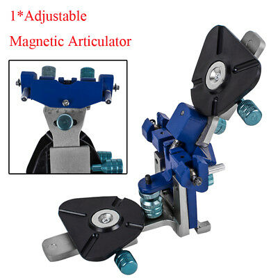 Compact Adjustable Magnetic Articulator Dental Lab Equipment For Dentist Clinic