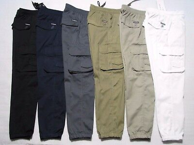 Men's Workwear Casual Cargo Pants,Trousers,Work Pants,Pants,Size S-3XL Slim Fit