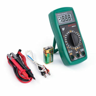 MS8321E MASTECH Digital Profi Hand-Multimeter A/V/Ohm/Temperatur Batterietest