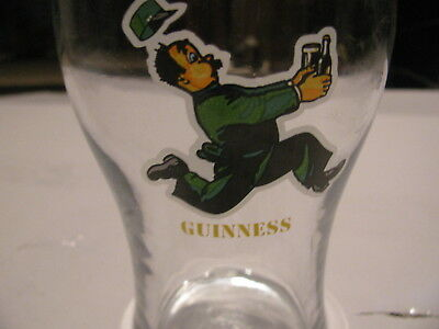 COLLECTABLE GUINNESS Draught glass