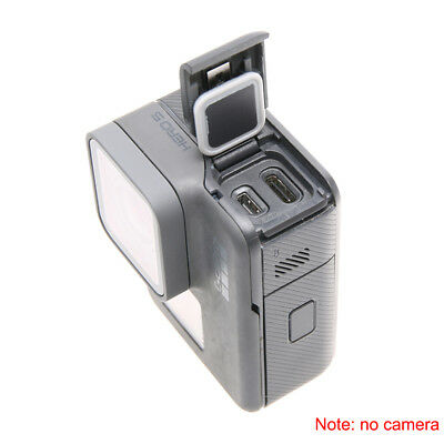 ABS Side protect USB-C Micro HDMI Port Cover For GoPro HERO6/HERO5