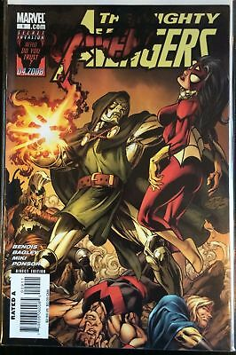 The Mighty Avengers #9 (2008) 1St Printing Bagged & Boarded Marvel Comics