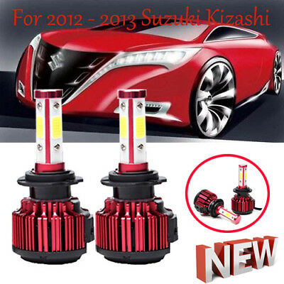 halogen headlight for 2010 2013 suzuki kizashi left cad. Black Bedroom Furniture Sets. Home Design Ideas