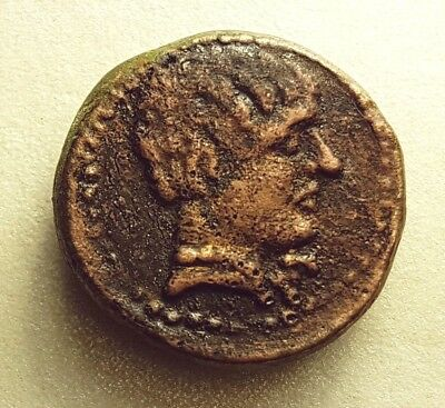 2Nd Century Bc Ancient Iberian Celtic Coin - Horse Reverse