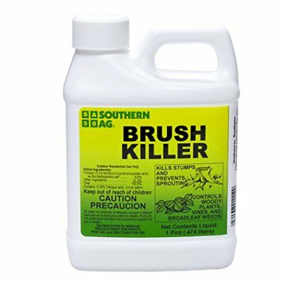 Southern Ag Brush Killer (Contains 8.8% Triclopyr), 32oz - 1 Quart